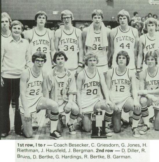 1978 ML Flyers team