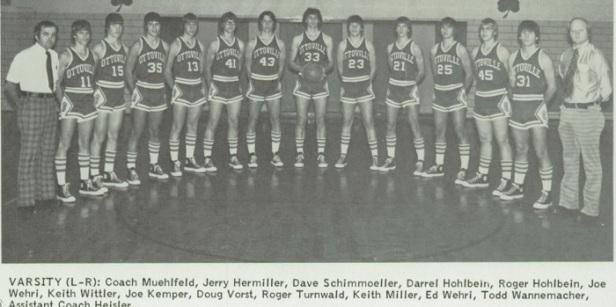 1978 Ottoville team pic