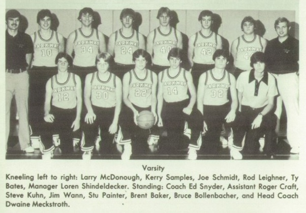 1979-80 Parkway Panthers