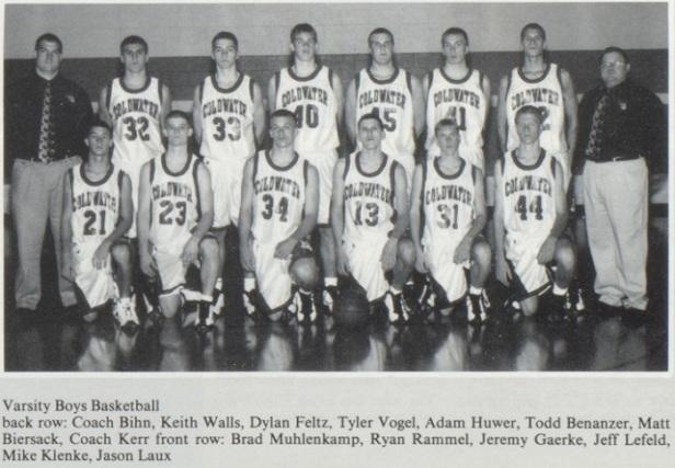 1999 Cw team bb
