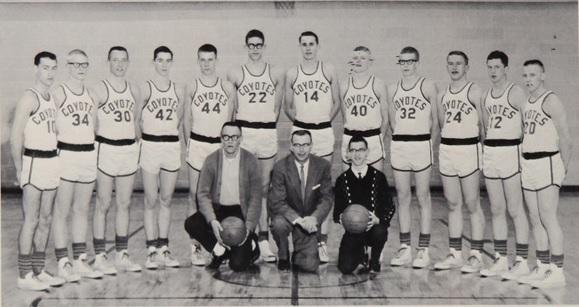 1963 Williston ND HS