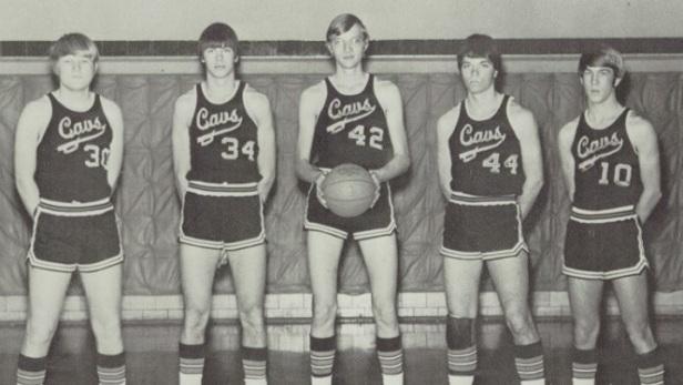 1974 CW Boys BB five