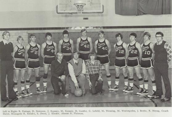 1974 CW Boys BB