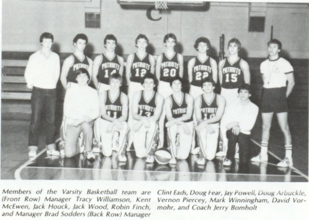 1981 Jay County Patriots