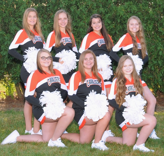 2020 Coldwater Fall Cheer