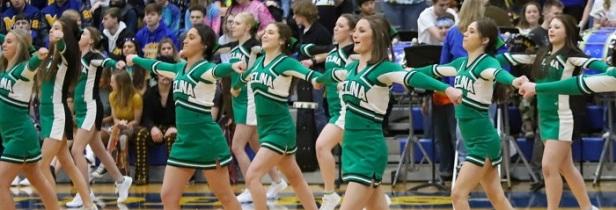 celina cheerleaders
