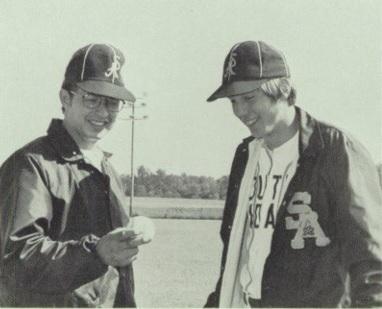 Coach Stahly and Doug Neunschwander