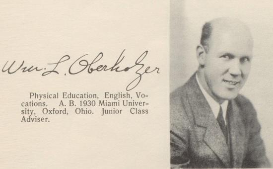 William Oberholzer
