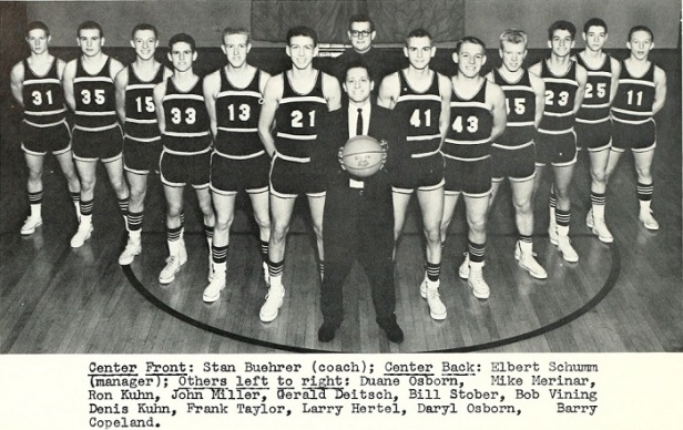1964 Parkway Panthers