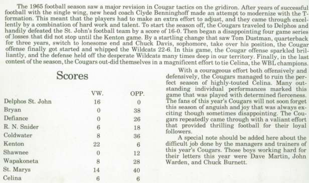 1965 VW story