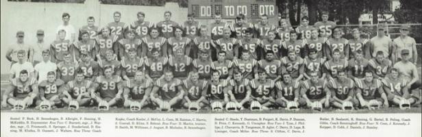 1965 VW team