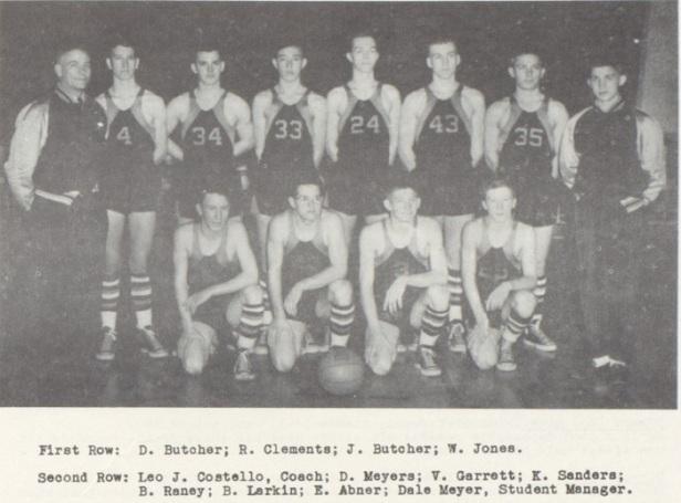 1951 Loogootee BB