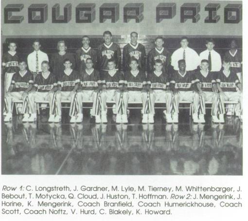 1992 Van Wert Cougars