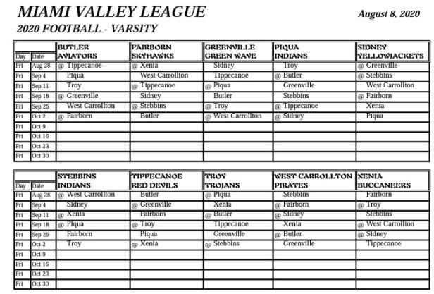 MVL football