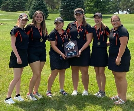 Versailles Girls Golf 2020